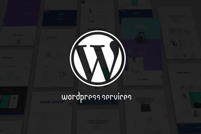 wordpress themes services – خدمات قوالب ووردبريس