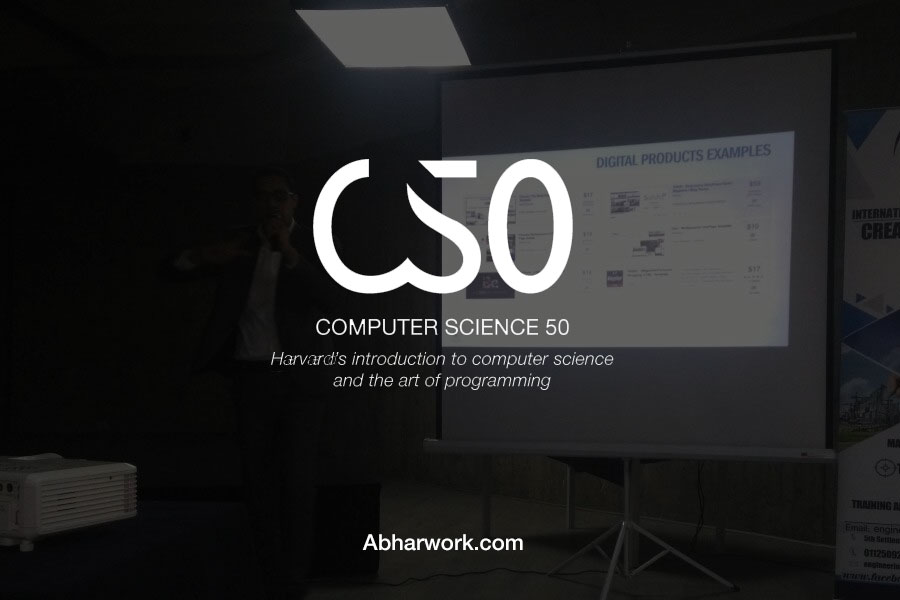 Arabic CS50: Harvard's introduction to computer science and the art of programming